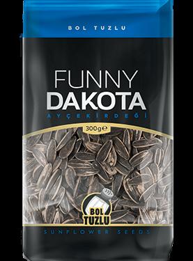 Funny Dakota Ayçekirdeği Bol Tuzlu