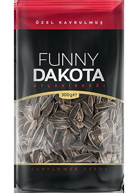 Funny Dakota Ayçekirdeği Özel Kavrulmuş