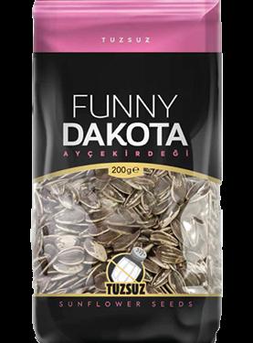 Funny Dakota Ayçekirdeği Tuzsuz