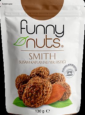 Funny Nuts Smith Susam Kaplamalı Yer Fıstığı